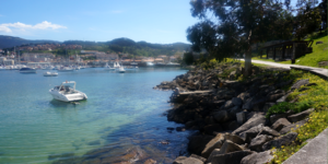 bay-baiona-portuguese-coastal-way-caminoways