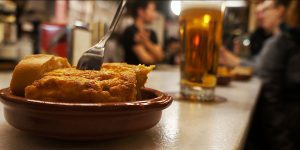 pincho-tortilla-food-galicia-caminoways