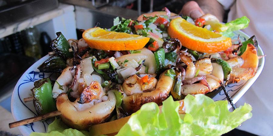 seafood-portugal-camino-de-santiago-caminoways