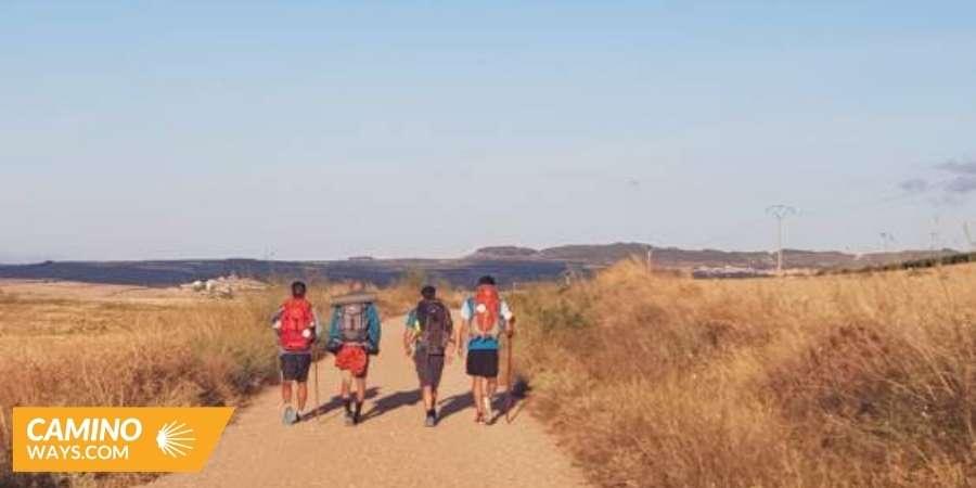 Pilgrims-on-camino-frances-september-2020-caminoways.com