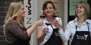 Siena Wine Tasting