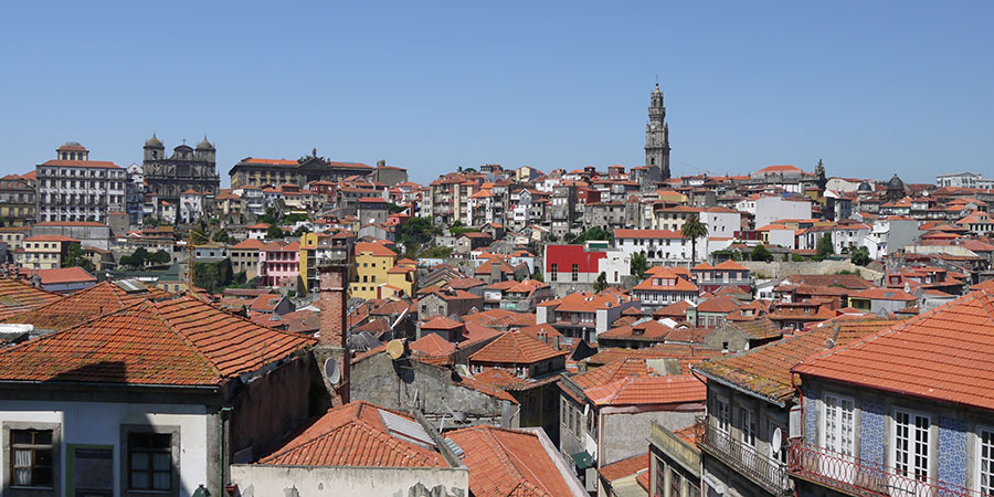 torre-clerigos-tower-porto-camino-portugues-caminoways