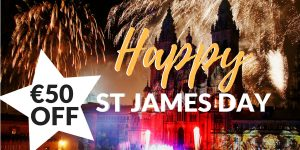 Happy St James Day caminoways