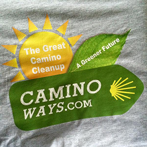 camino-cleanup-a-greener-future-tshirt-caminoways