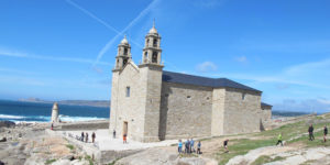 camino de santiago route feature