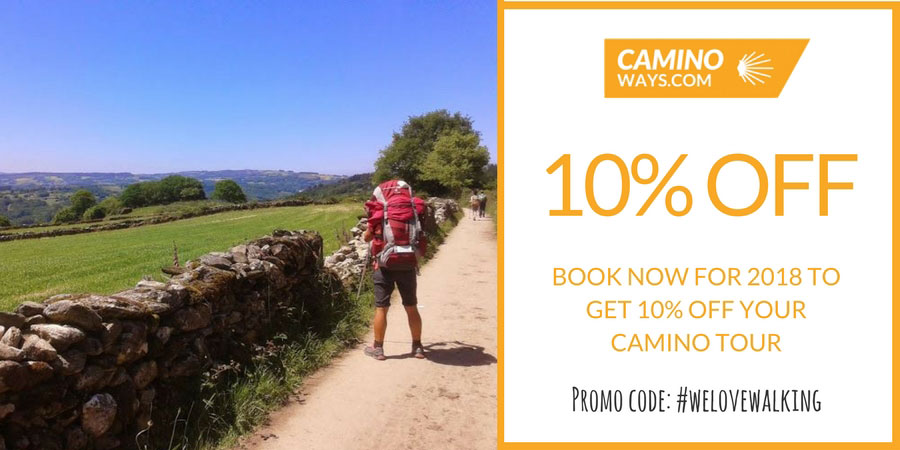 camino-travel-deal-10-percent-off-caminoways