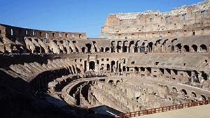 coliseum-rome-via-francigena-camino-to-rome-francigenaways