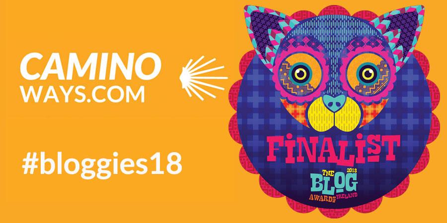 caminoways-finalist-blog-awards-ireland-2018