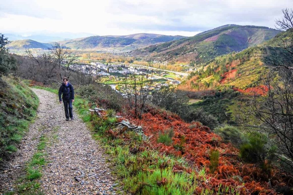 Photographing The Camino in Autumn