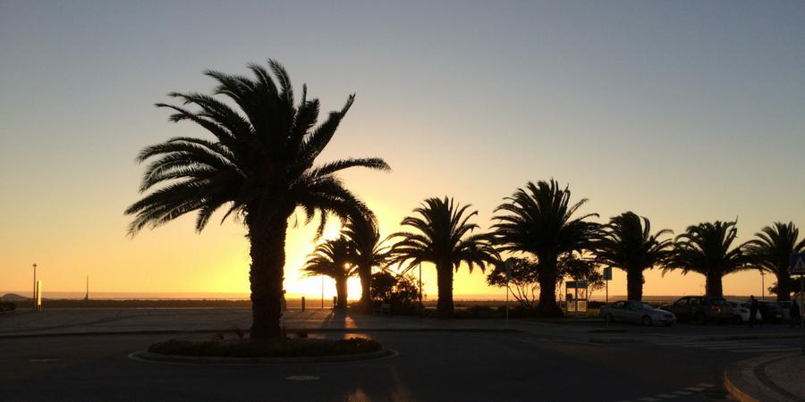sunset-esposende-camino-portugues-camino-de-santiago