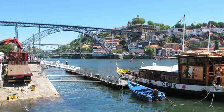 Camino Portugues Coastal from Porto