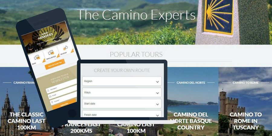 caminoways-digital-media-awards-web-design-travel-award