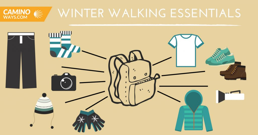 camino-winter-walking-packing-essentials-caminoways
