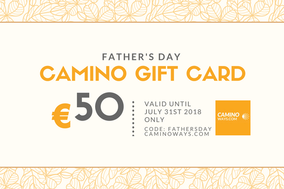 fathers day gift card caminoways