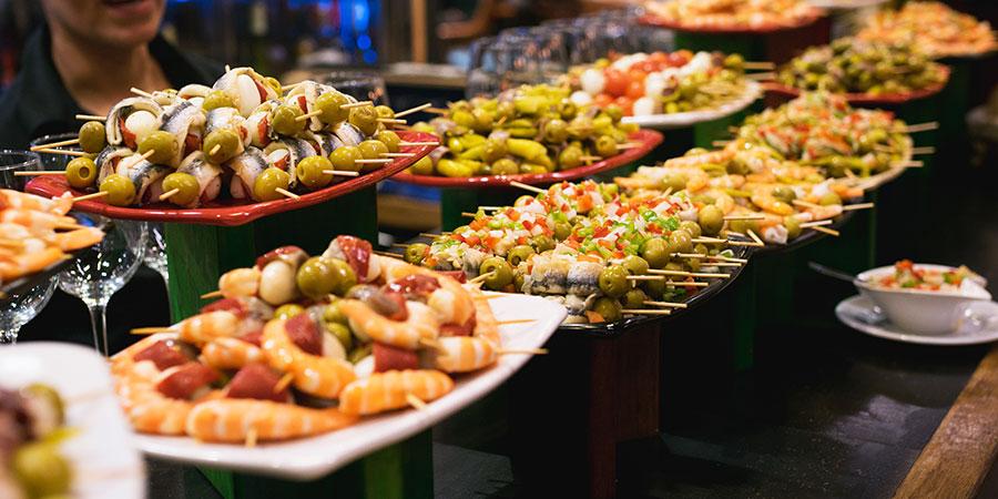 food-on-the-camino-pintxos-camino-de-santiago-caminoways