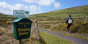 stamping-station-on-the-kerry-camino--festival-ireland