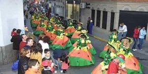O Antroido, Santiago's Carnival