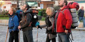 Culture Pilgrims in Santiago de Compostela