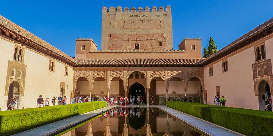 alhambra-palace-granada-camino-mozarabe-andalucia-caminoways