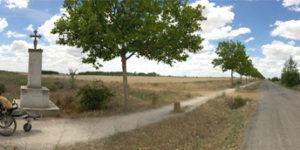 Camino-wheelchair-I'llpushyou-Meseta