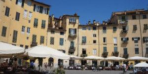 Lucca-Piazza-Anfiteatro-Italy-Via-Francigena-caminoways