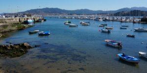 Portuguese-coastal-way-baiona-harbour-camino-de-santiago