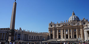St-peters-square-rome-holy-year-via-francigena