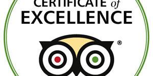 TripAdvisor certificate of excellence CaminoWays 2016