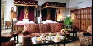 accommodation-parador-santiago, superiour collection, caminoways