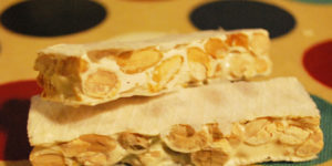 menu for Christmas-christmas-food-turron--caminoways.com