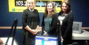 Dublin City FM-interview-travel-caminoways.com