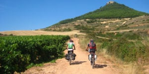 Cycling the Camino