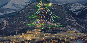 gubbio-christmas-tree-italy-walking-francigenaways