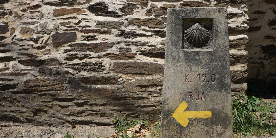 Camino Primitivo Last 100km