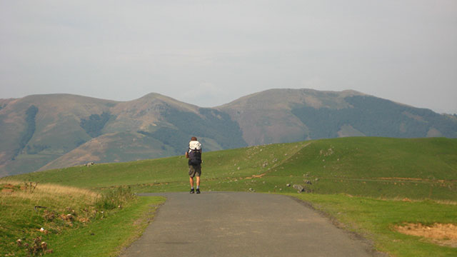 Camino Frances Pyrenees Guided Tour