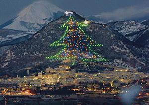 gubbio-christmas-tree-italy-walking-francigenaways