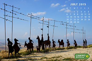 pilgrims-camino-desktop-calendar-caminoways-july