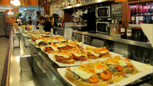 pintxos-food-basque-country-camino-del-norte-caminoways
