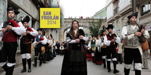 san-froilan-festival-lugo-camino-de-santiago-caminoways