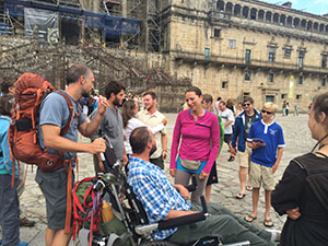 santiago-compostela-wheelchair-caminoways-justin-patrick-group