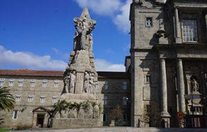 st-francis-santiago-compostela-caminoways