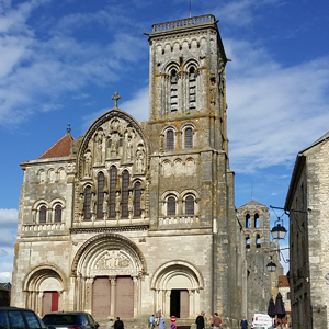Image result for vezelay abbey